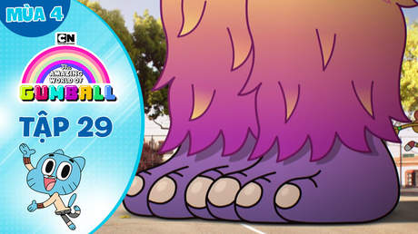 Gumball S4 - Tập 29: Cái vỗ