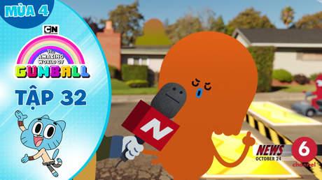 Gumball S4 - Tập 32: Tổng hợp