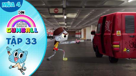 Gumball S4 - Tập 33: Thảm hoạ