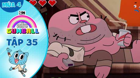 Gumball S4 - Tập 35: Nguồn gốc (P2)