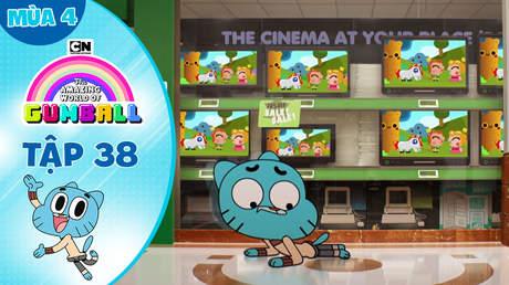 Gumball S4 - Tập 38: Tín hiệu