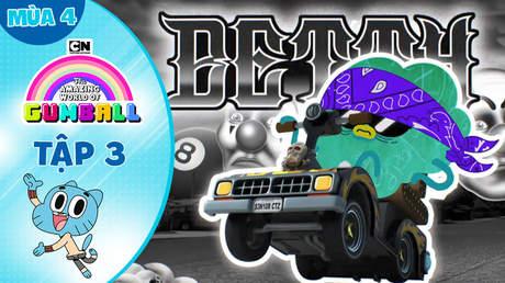 Gumball S4 - Tập 3: Băng đảng