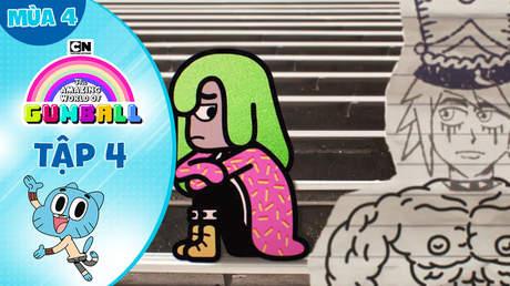 Gumball S4 - Tập 4: Những người khác