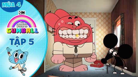 Gumball S4 - Tập 5: Chữ ký