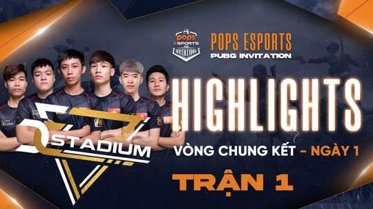 Highlights VCK Ngày 1 - Trận 1