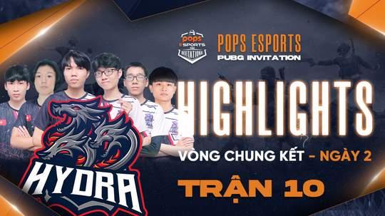 Highlights VCK Ngày 2 - Trận 10