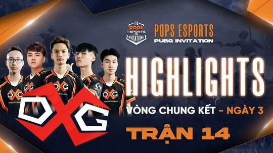 Highlights VCK Ngày 3 - Trận 14