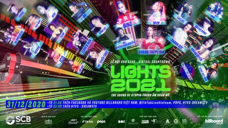 Virtual Countdown Concert: Lights 2021