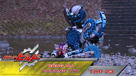 Kamen Rider Build - Tập 23: Bóng ma phương Tây