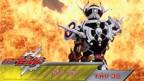 Kamen Rider Build - Tập 38: Đảo lộn