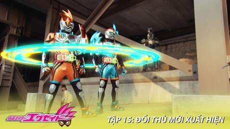 Kamen Rider Ex-aid - Tập 15: Đối thủ mới xuất hiện
