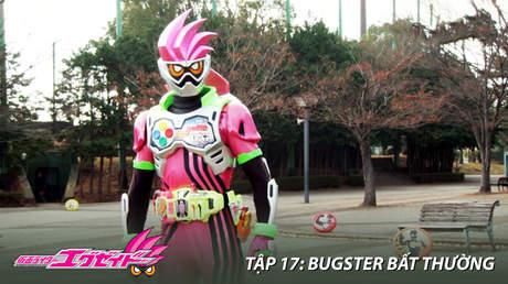 Kamen Rider Ex-aid - Tập 17: Bugster bất thường