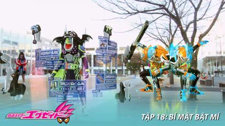 Kamen Rider Ex-aid - Tập 18: Bí mật bật mí