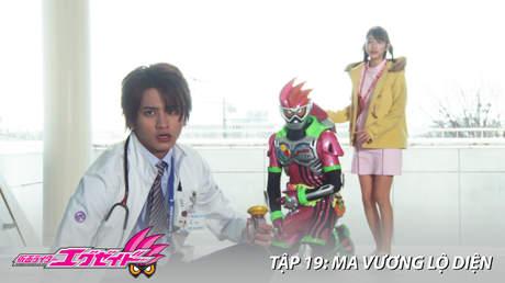 Kamen Rider Ex-aid - Tập 19: Ma vương lộ diện