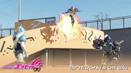 Kamen Rider Ex-aid - Tập 22: Lịch sử bị che giấu