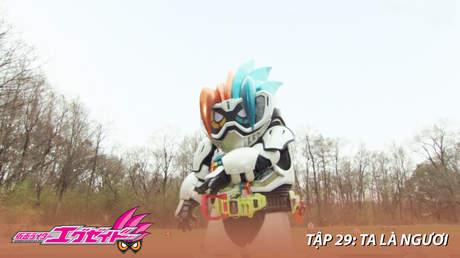 Kamen Rider Ex-aid - Tập 29: Ta là ngươi