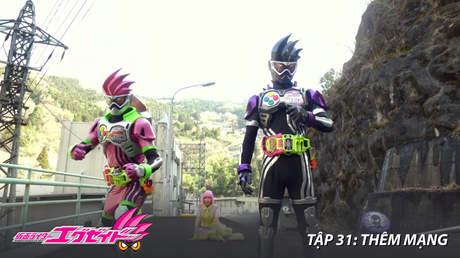 Kamen Rider Ex-aid - Tập 31: Thêm mạng