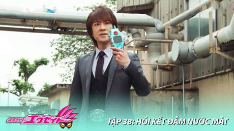 Kamen Rider Ex-aid - Tập 38: Hồi kết đẫm nước mắt