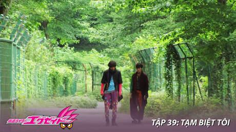 Kamen Rider Ex-aid - Tập 39: Tạm biệt tôi