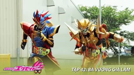Kamen Rider Ex-aid - Tập 42: Bá vương giá lâm