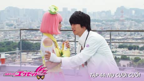 Kamen Rider Ex-aid - Tập 44: Nụ cười cuối