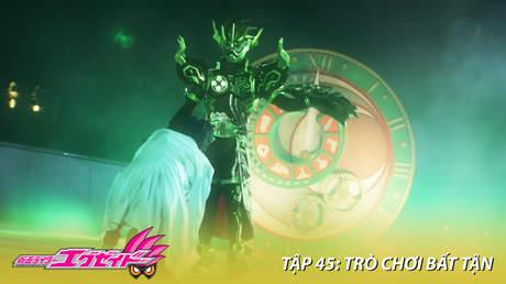 Kamen Rider Ex-aid - Tập 45: Trò chơi bất tận