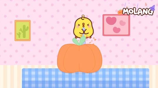 Molang Halloween - Tập 4: Bí ngô