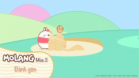 Molang S2 - Tập 24: Đánh gôn