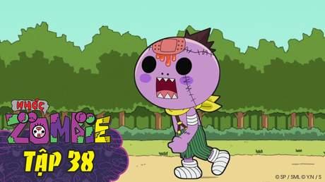 Nhóc Zombie - Tập 38: Chim ưng