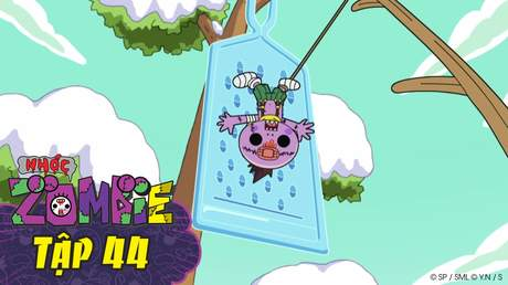 Nhóc Zombie - Tập 44: Trò chơi khăm