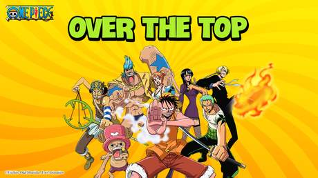 One Piece OST - Over the top
