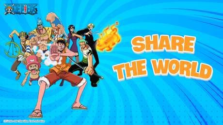 One Piece OST - Share the world