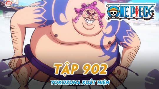 One Piece S20 - Tập 902: Yokozuna xuất hiện - Urashima bất bại