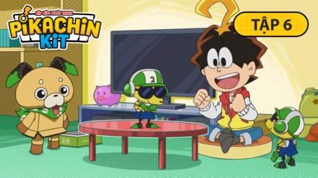 Pikachin - Tập 6: Biệt đội Mogurazu Five