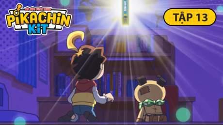 Pikachin - Tập 13: Tham kiến Golden Pochiro