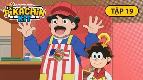 Pikachin - Tập 19: Chồn hôi cuồng phong Kankuro