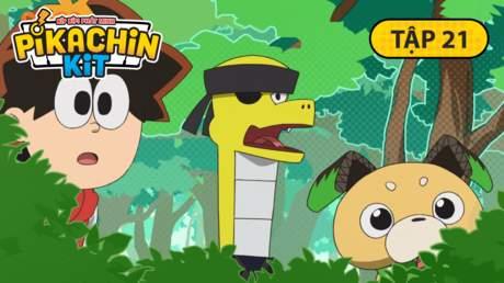 Pikachin - Tập 21: Đại tá rắn Kurakka
