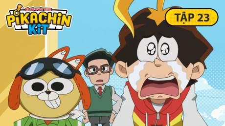 Pikachin - Tập 23: Sóc bay Mussa