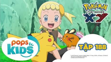 Pokémon S17 - Tập 188: Pikachu và Dedenne - Má hồng cọ xát