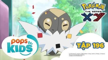 Pokémon S17 - Tập 196: Kẻ buôn lậu Pokémon