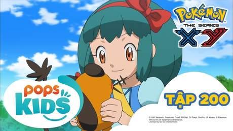 Pokémon S17 - Tập 200: Dedenne là Pichu - Pichu là Dedenne