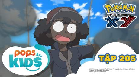 Pokémon S17 - Tập 205: Buổi ra mắt Serena và Fokko