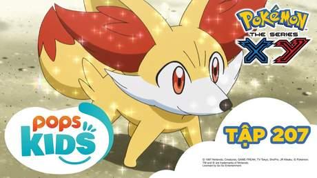 Pokémon S17 - Tập 207: Câu vua cá chép hoàng kim