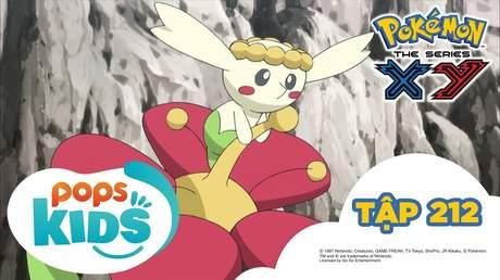 Pokémon S17 - Tập 212: Furabebe và hoa tiên