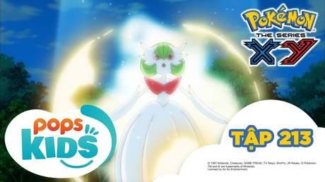 Pokémon S17 - Tập 213: Gặp gỡ nhà vô địch Karune