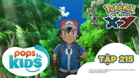 Pokémon S17 - Tập 215: Koruni và Rucario! Bí mật của tiến hóa Mega