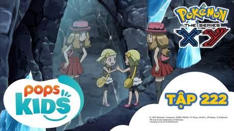 Pokémon S17 - Tập 222: Satoshi và Satoshi của vương quốc Gương