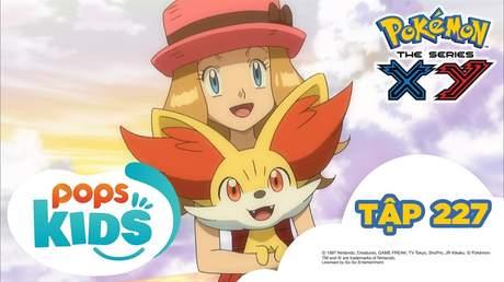 Pokémon S17 - Tập 227: Trận quyết chiến để vào hội trường danh vọng