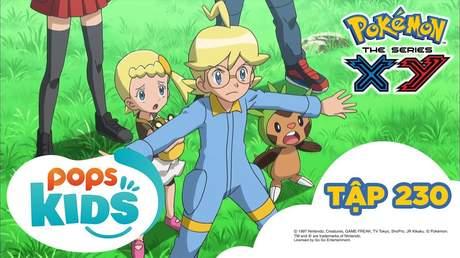 Pokémon S17 - Tập 230: Shitoron đấu với Yurika, trận đấu huynh đệ