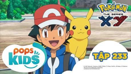 Pokémon S17 - Tập 233: Shitoron kỷ niệm trại hè! Cuộc hội ngộ chớp nhoáng